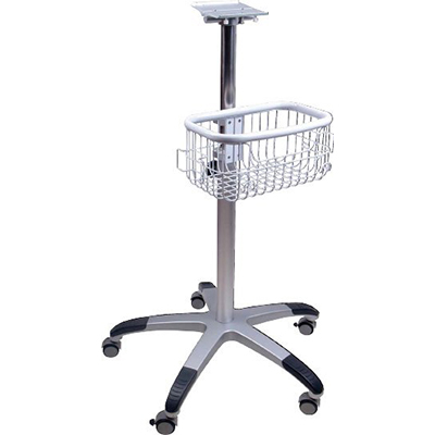 Axia Patient Monitor Rolling Stand - Axia Surgical